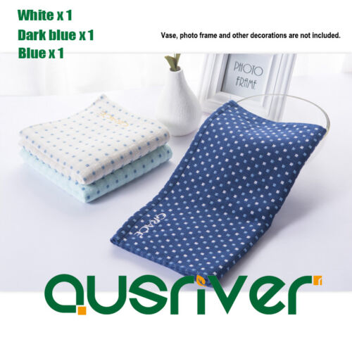 3xBrand New 100/% Pure Cotton High Quality Soft Hand Face Towel 3 Colours 72×34cm