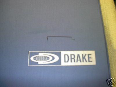 Drake 2-C pointer