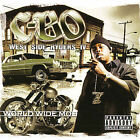 West Side Riders IV: World Wide Mob [PA] by C-BO (CD, Aug-2008, WCM Entertainment)