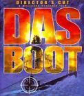 Das Boot (director's Cut) 0043396389724 With Bernd Tauber Blu-ray Region a