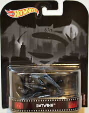 HOT WHEELS 2017 RETRO ENTERTAINMENT BATWING
