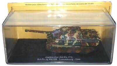 Atlas ALTAYA 1//72 PANZERJAGER cazacarros SD.KFZ.173 Luxemburgo 1944