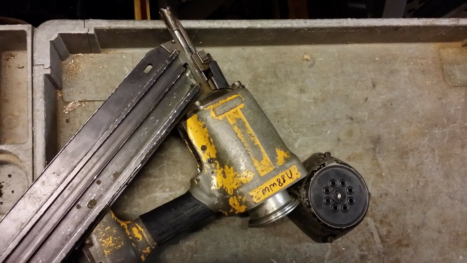 USED 108721 PISTON DRIVER FOR N88WW -  ENTIRE PICTURE NOT FOR SALE