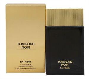 Tom Ford Noir Extreme Eau De Parfum Edp 100ml Spray Mens For Him