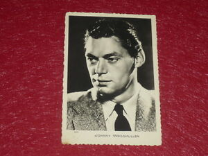 Coll-J-DOMARD-SPORT-OLYMPIC-GAMES-PARIS-1924-JOHNNY-WEISSMULLER-Natation-CPA