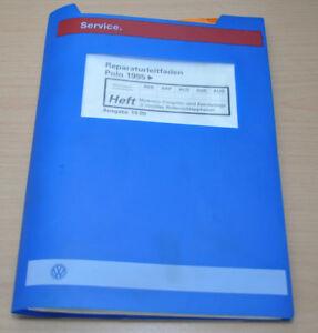 Bücher Kraftvoll Vw Polo 3 6n Ab 1995 Motronic Einspritz Zündanlage 2 Ventiler Werkstatthandbuch Dauerhaft Im Einsatz Anleitungen & Handbücher