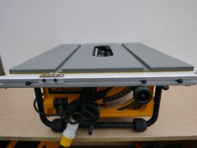 Dewalt Dw745 Table Saw Parts Package Table Top Amp Main Unit