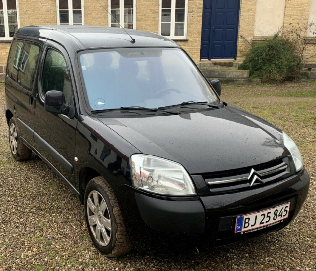 Citroën Berlingo, 1,6 HDi Multispace, Diesel, 2007, km…