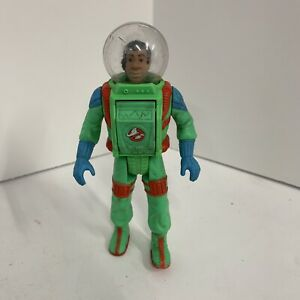 Vintage-KENNER-The-Real-Ghostbusters-1989-WINSTON-Super-Fright-Features-Figure