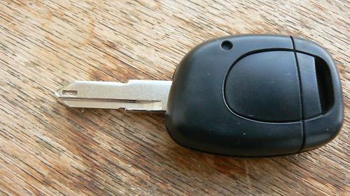FOR RENAULT 01-04 MEGANE KANGOO CLIO 1 button key fob case