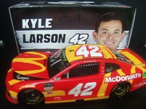 Kyle Larson 2019 McDonald/'s #42 Ganassi Camaro 1//24 NASCAR CUP