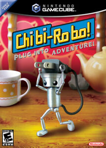 Chibi-Robo-GameCube-Great-Condition-Fast-Shipping