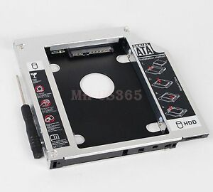 2nd-HDD-SSD-Caddy-Tray-For-HP-Pavilion-DV3-DV4-DV5-DV6-DV7-DV8-Optical-Drive-DVD