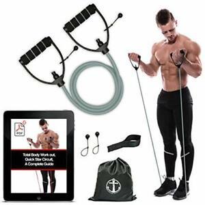 TUBO-di-bande-di-Resistenza-Elastico-Allenamento-Esercizi-Fitness-Equipaggiamento-Yoga-a-Casa