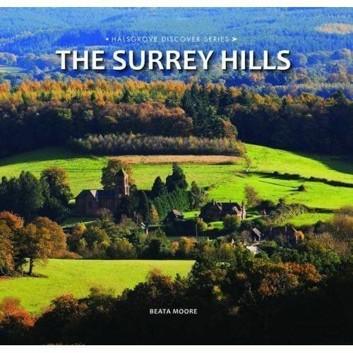 The Surrey Hills, Moore, Beata, Used; Good Book