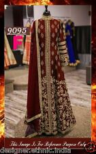 wedding SALWAR KAMEEZ Indian Bollywood Pakistani bridal punjabi anarkali dresses