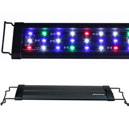 "12/18/24/30/36/48/72""Aquarium LED Light 0.5W Multi-Color Full Spec Plant Marine"