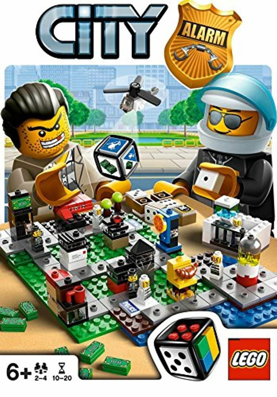 Lego Games 3865   ville d'alarme  sortie