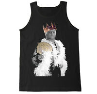 King Flair Ric The Rock Meme Pro Wrestling Woo Cena Reigns Funny Humor Tank Top