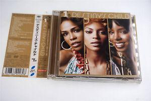 Destiny-039-s-Child-1-039-s-JAPAN-OBI-2CD-A3011