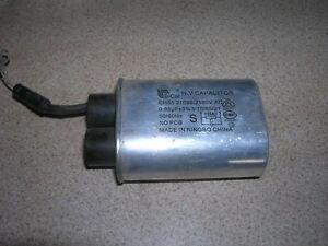 Dettagli su FORNO a Microonde ad Alta Tensione Condensatore 0.95 UF 2100V  etichette di piccole dimensioni 85 mm x 33 mm su tutte le- mostra il titolo  ...
