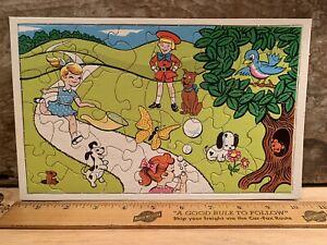 Vintage Buster Brown Puzzle