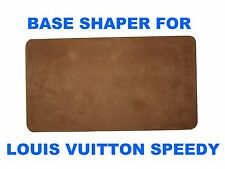 Brown Base shaper Liner that fit the Louis Vuitton Speedy 25 Bag
