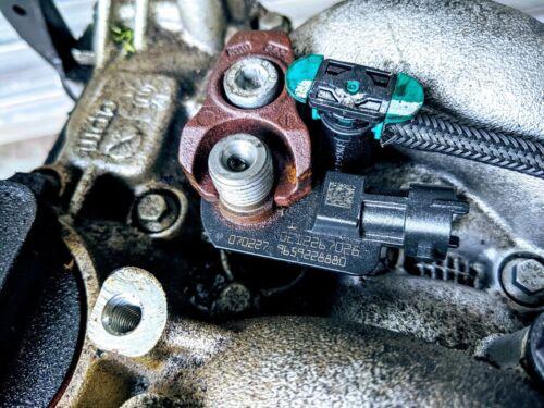 Peugeot 4007 C Crosser 2.2 HDi INYECTOR Boquilla OEM 9659228880