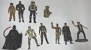 Vintage-Lot-of-Used-Kenner-Star-Wars-Action-Figures