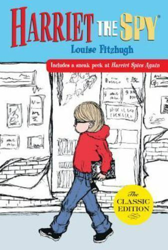 Harriet The Spy By Louise Fitzhugh 2001, Paperback For -1288