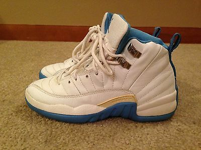 size 40 4c35e 0d991 Air Jordan Retro 12 - University Blue, Size 3.5, 3.5Y, 5W | eBay