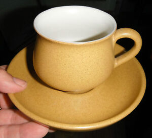 Denby ODE cup and saucer,1 of 3 available