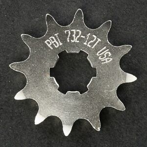PBI-732-12-Front-Countershaft-Sprocket-12T-Made-In-USA