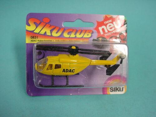 Siku 0831 ADAC-Hubschrauber //TOP in OVP