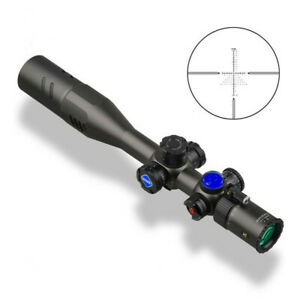 DISCOVERY 1//10MIL 4-16X50SF FFP Shock Proof Tactical Hunting Rifle Scope Sight