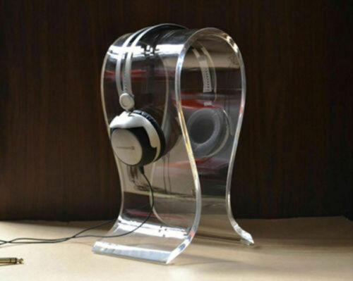 New Gaming Gamers Headphone Hanger Earphone Desktop Display Stand Headset Holder