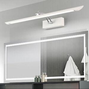 Lampara-de-Pared-LED-Lampara-maquillaje-espejo-de-vanidad-Bano-Luminaria-Bano-de-brazo-de-oscilacion
