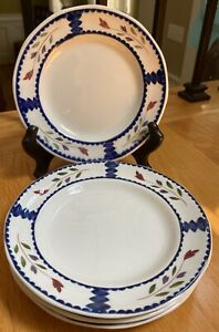 Adams-LANCASTER-6-1-8-034-Bread-Plates-Set-s-of-4