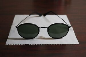 86e71a35a4e Image is loading RayBan-Round-Craft-Sunglasses-RB3475Q