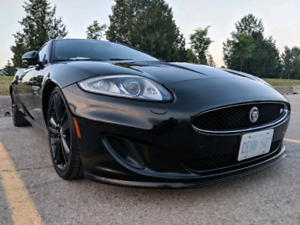 2012 Jaguar XKR Supercharged 510 HP!