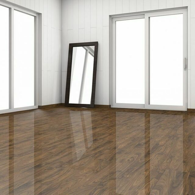 dark walnut laminate flooring