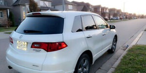 2007 ACURA RDX SH-AWD TURBO + 2 REMOTE STARTERS +2 SETS OF TIRES