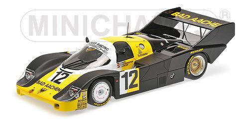 Minichamps 155846612 scala 1:18,Porsche 956 K COMIGNOLO RACING   NUOVO in