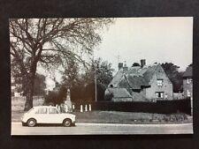 RP Vintage Postcard - Northamptonshire #B3 - Memorial Green, Nether Heyford