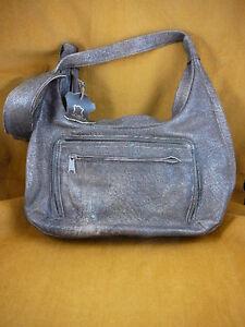EL30-2-Real-all-Genuine-warthog-brown-exotic-Leather-shoulder-Handbag-PURSE
