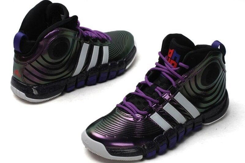 Adidas D HOWARD 4 NBA ALL STAR GAME Basketball crazy quick Shoes adizero~Mens 10