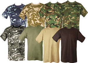 Image is loading MENS-MILITARY-TACTICAL-CAMOUFLAGE-CAMO-T-SHIRT-ARMY- c3754fd42fe1