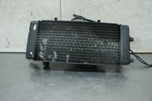 K Honda Shadow Vlx 600 2002 Oem Radiator  U0026 Radiator Fan  Two