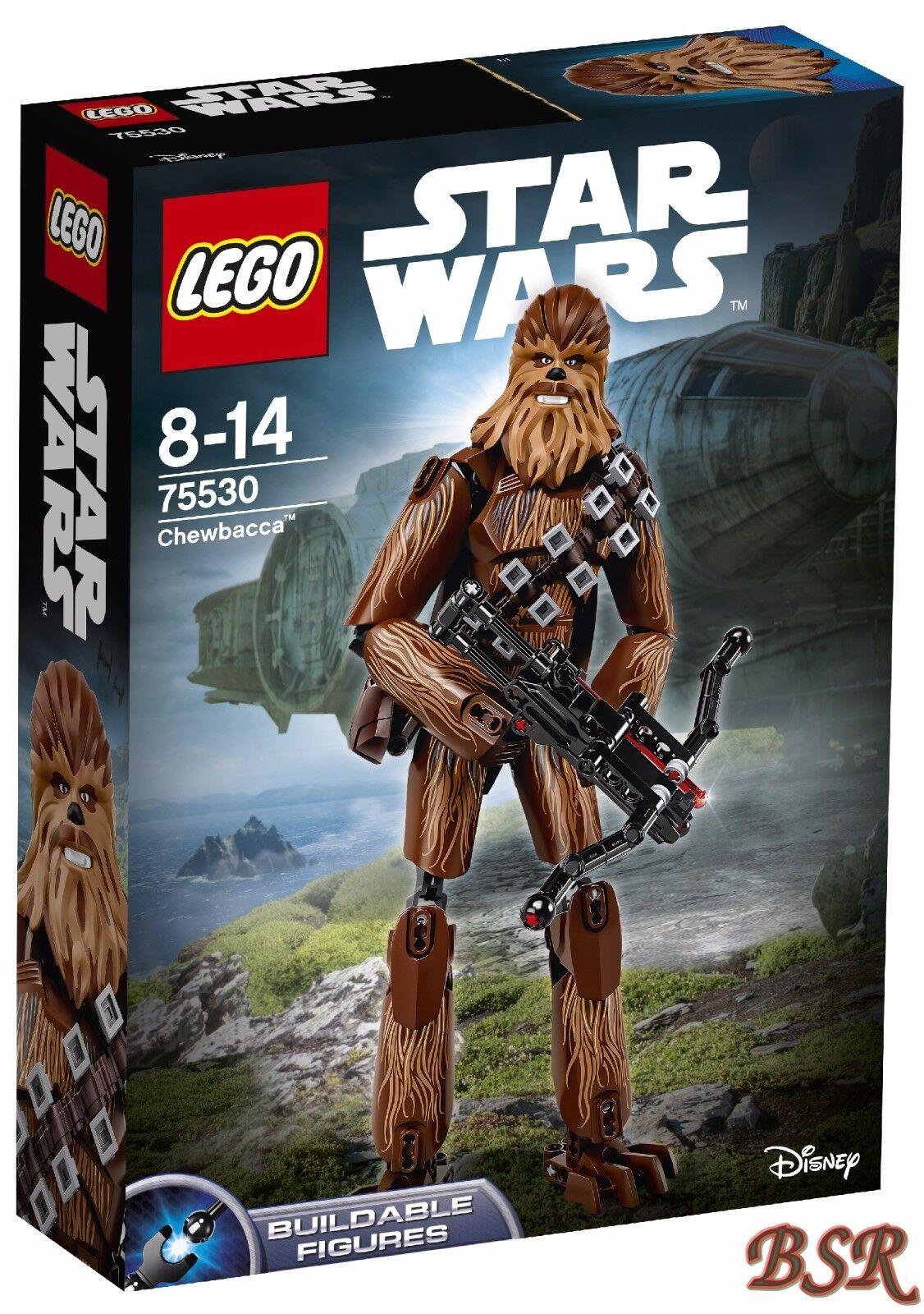 LEGO ® Star Wars ™  75530 Chewbacca ™ & 0. - expédition & NOUVEAU & NEUF dans sa boîte