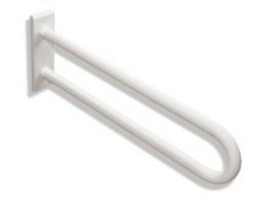 HEWI Wandstützgriff Serie 801  60 cm  reinweiß